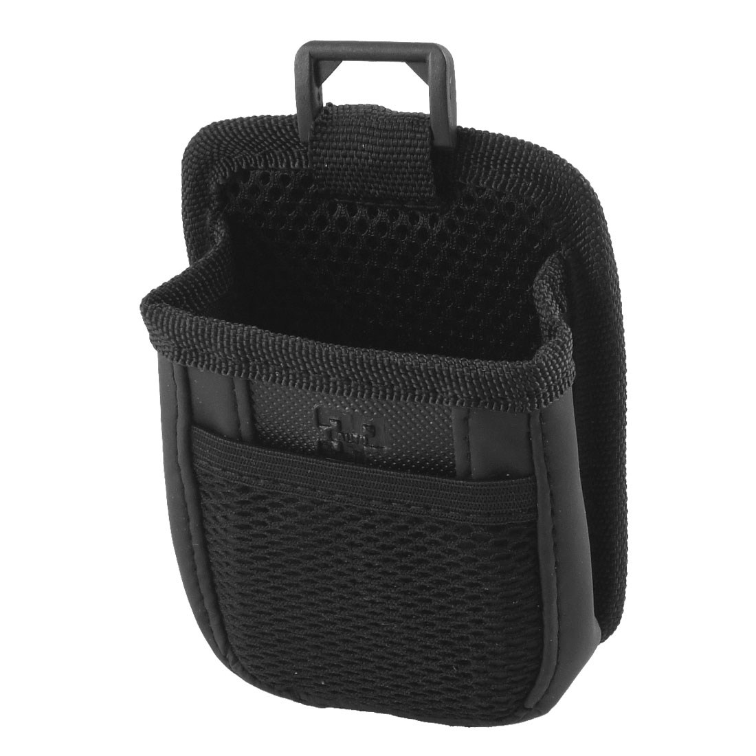 Phone Storage Pouch Holder Black for Auto Car Air Vent