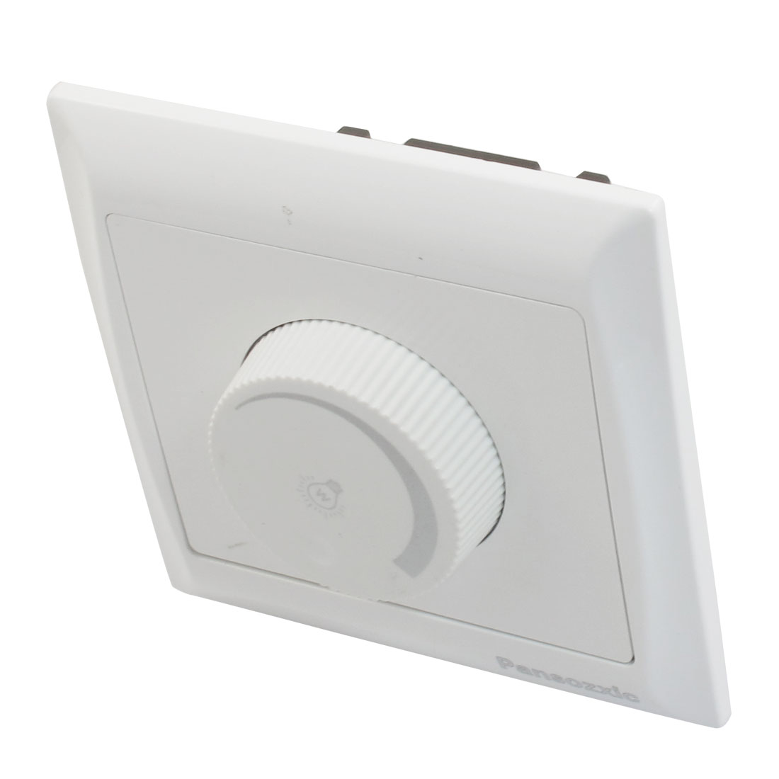 AC 150-250V White Household Office Lamp Light Control Switch Wall Plate