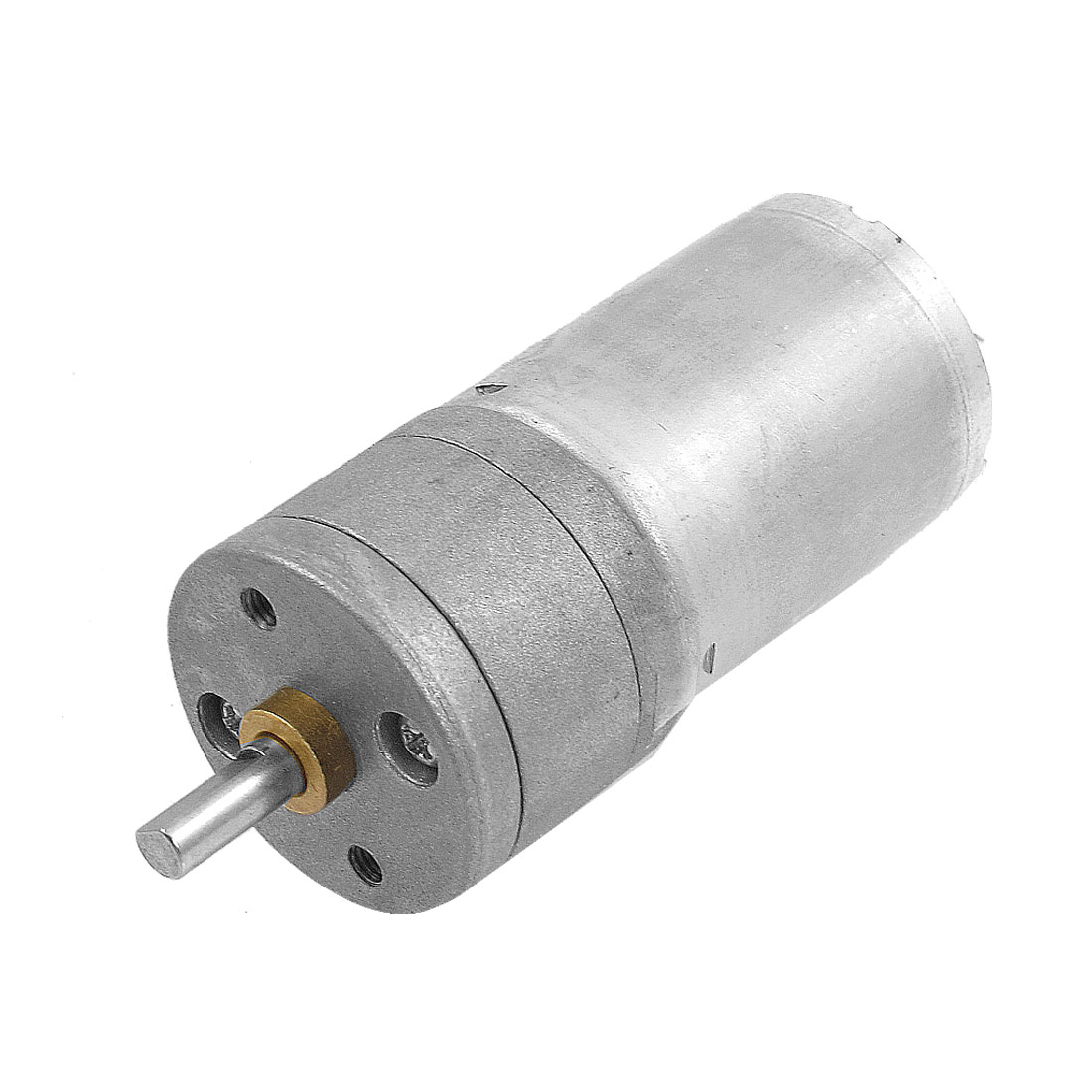 4mm Dia Output Shaft 6V 0.6A 200RPM DC Geared Speed Reducing Motor
