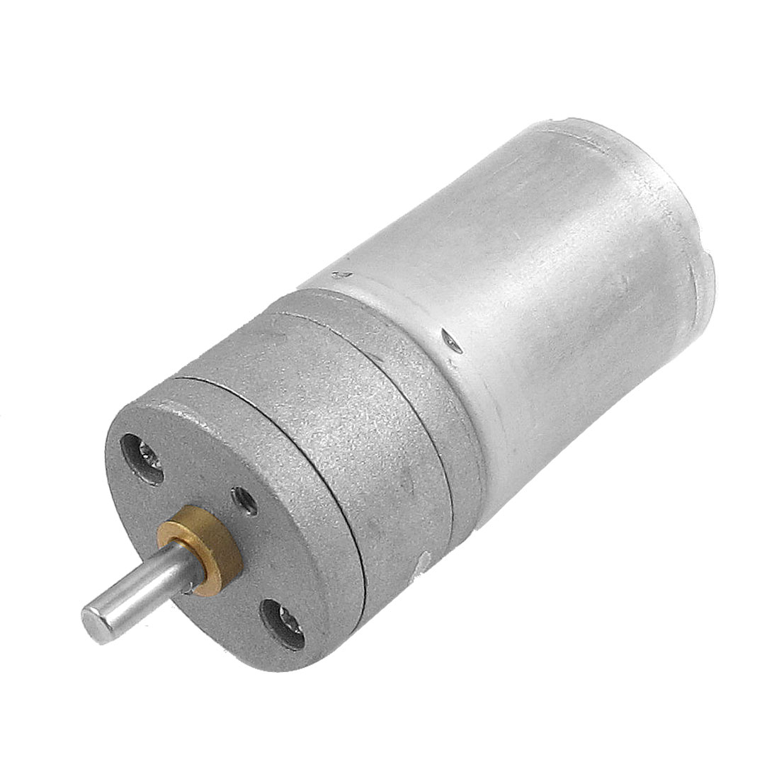 25mm Dia 40RPM Output Speed 6V DC Geared Speed Reduce Motor