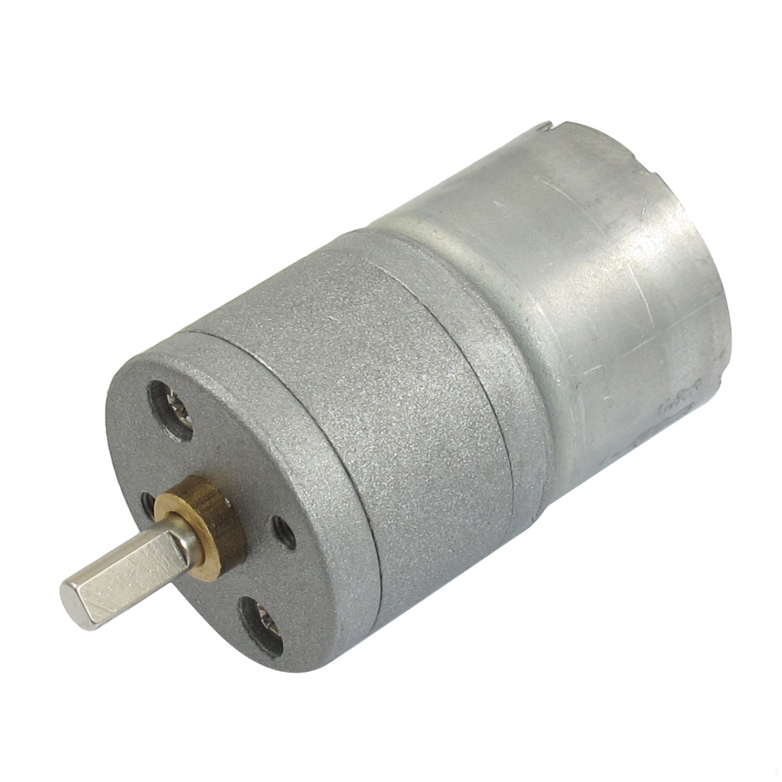 Repairing Part 4mm Shaft Dia DC 3V 60RPM 0.5A 25GA Electric Geared Motor