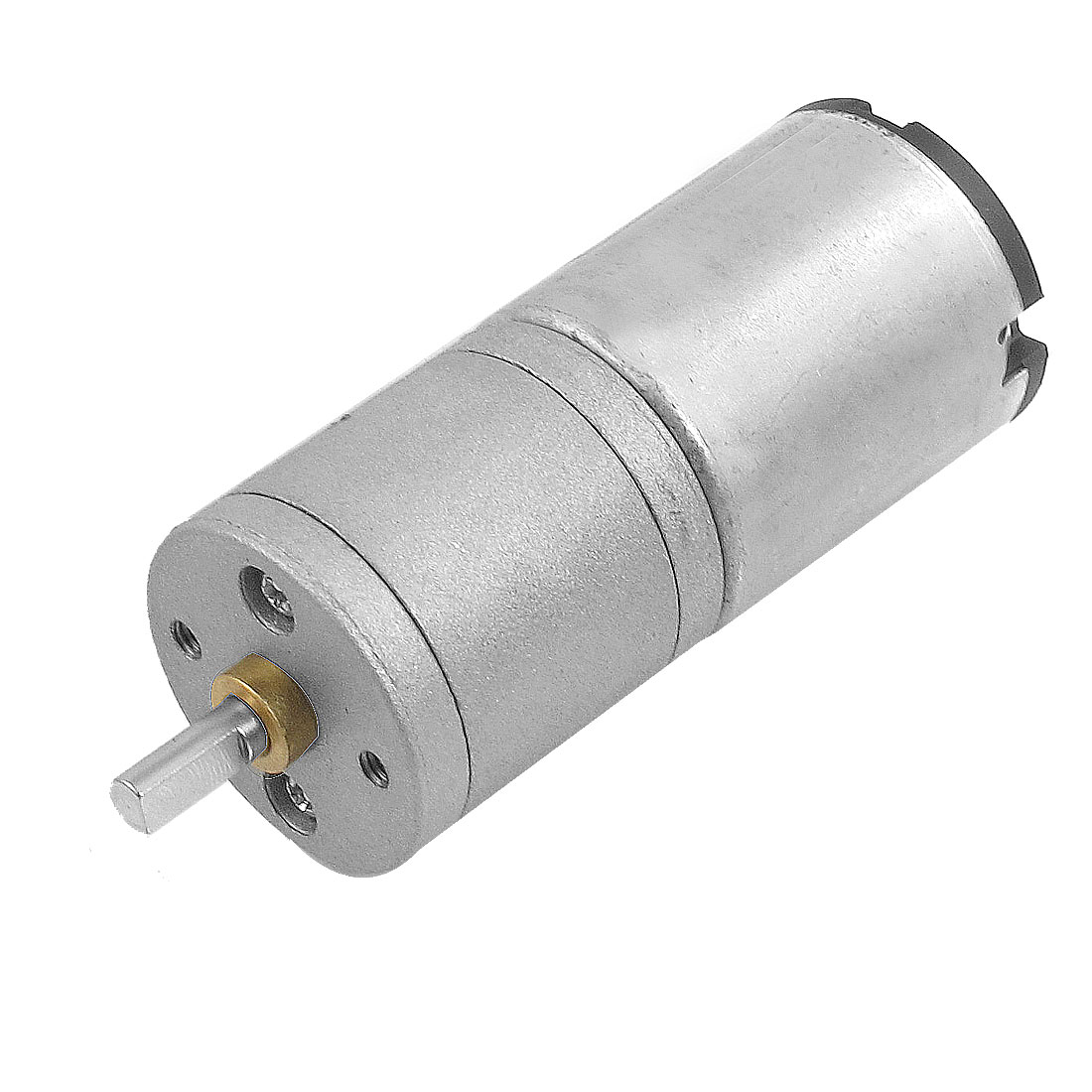 5RPM Output Speed 6V Rated Voltage DC Geared Speed Reduce Motor