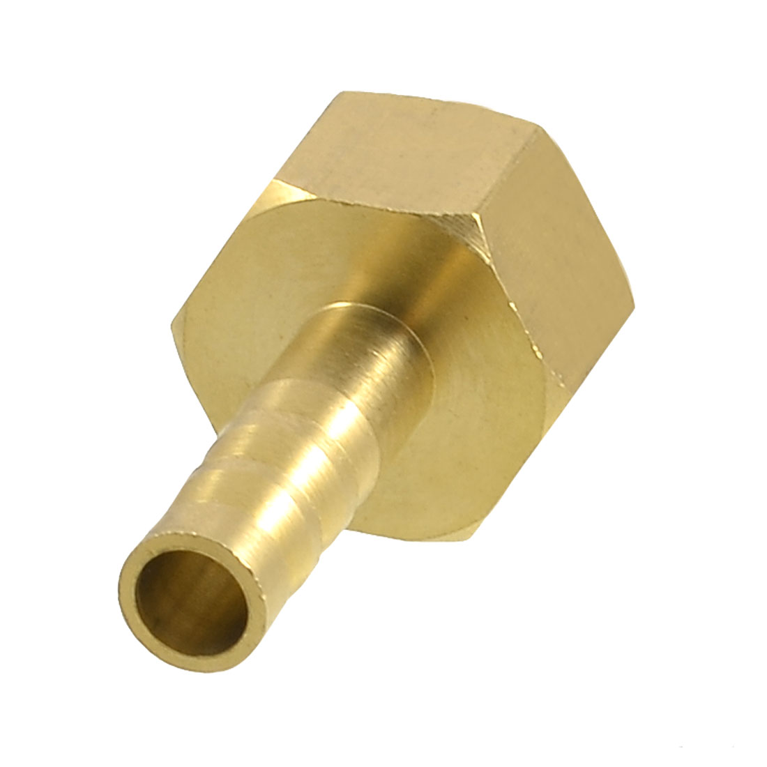 "1/4""NPT Male Thread Hoses Dia Air Tube Tubing Connector"