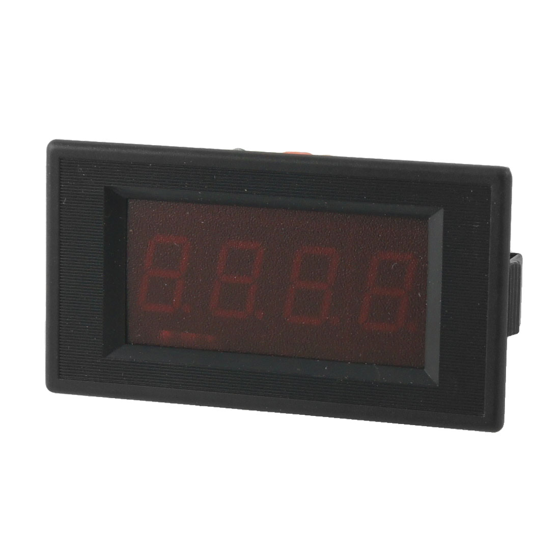 DC 0-500mA 3 1/2 Digital Red LED Display Ampere Panel Meter Ammeter