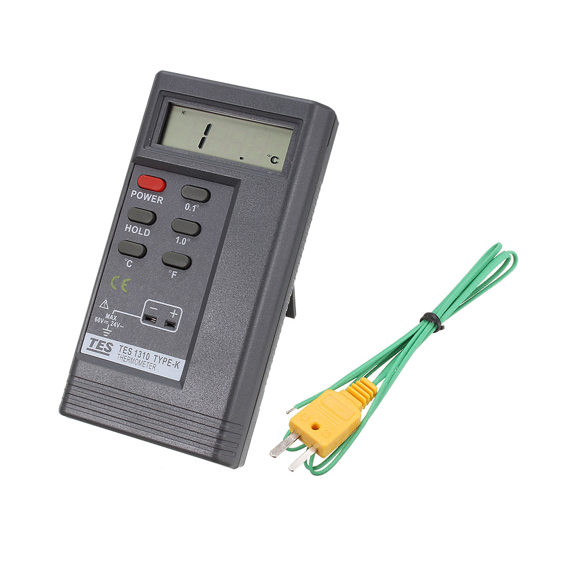 TES-1310 Digital Thermometer Temperature Reader Sensor -50 to + 1300 Celsius