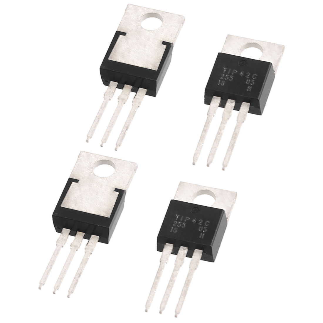 4 Pcs TIP41C NPN TIP42C PNP Audio Power Amplifier Transistor 100V 6A
