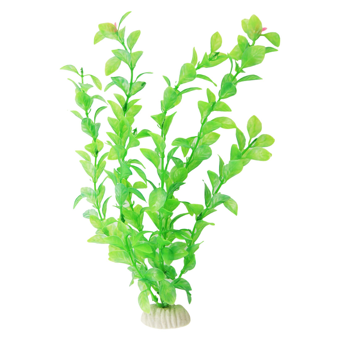 "10.2"" Height Aquarium Decor Plastic Plant Grass Green Decor"