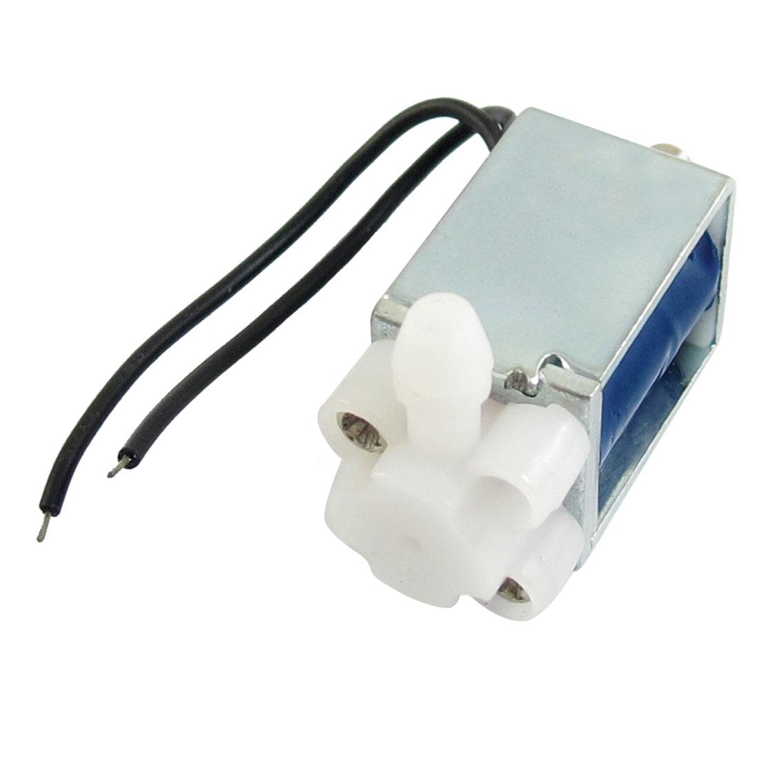 0518V Gas Valve Solenoid Electromagnet DC 6V 1.33W