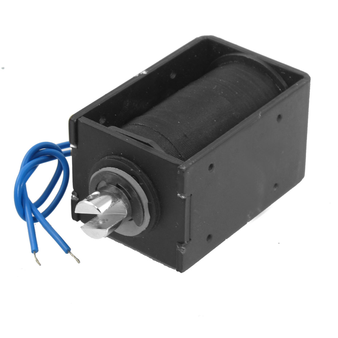 Pull Type DC 220V 0.29A Open Frame Linear Motion Solenoid