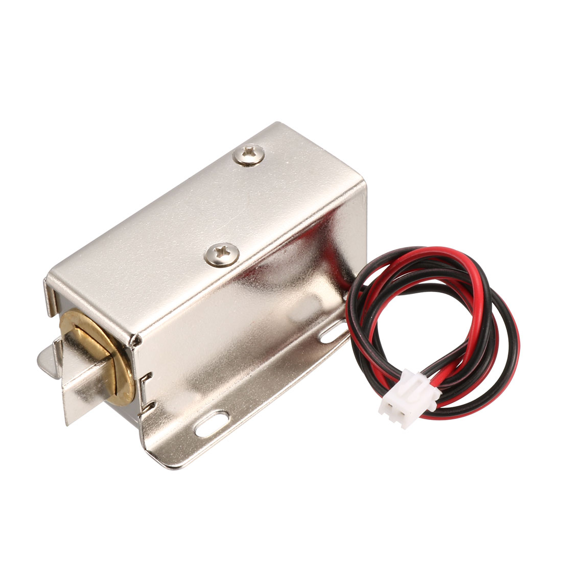 0837L DC 12V 8W Open Frame Type Solenoid for Electric Door Lock
