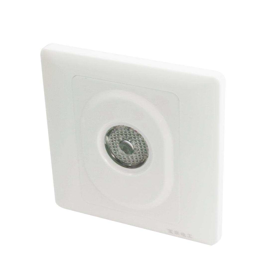 220VAC 5M Sensor Wall Mount Panel Saving Energy Light Switch