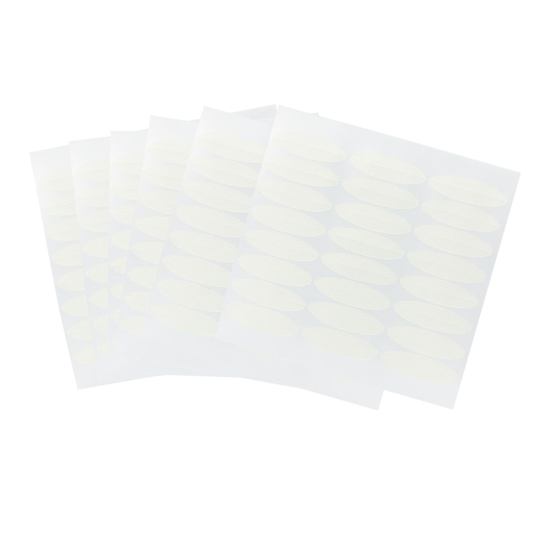 Women Beauty Tool Wide Double Eyelid Maker Stickers Pads 144 Pairs