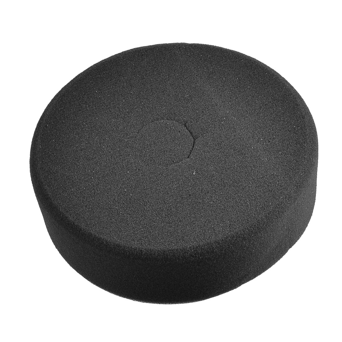 "Vehicles Car Wax Wash Black Soft Sponge Wash Cleaning Wheel 6"" Dia"
