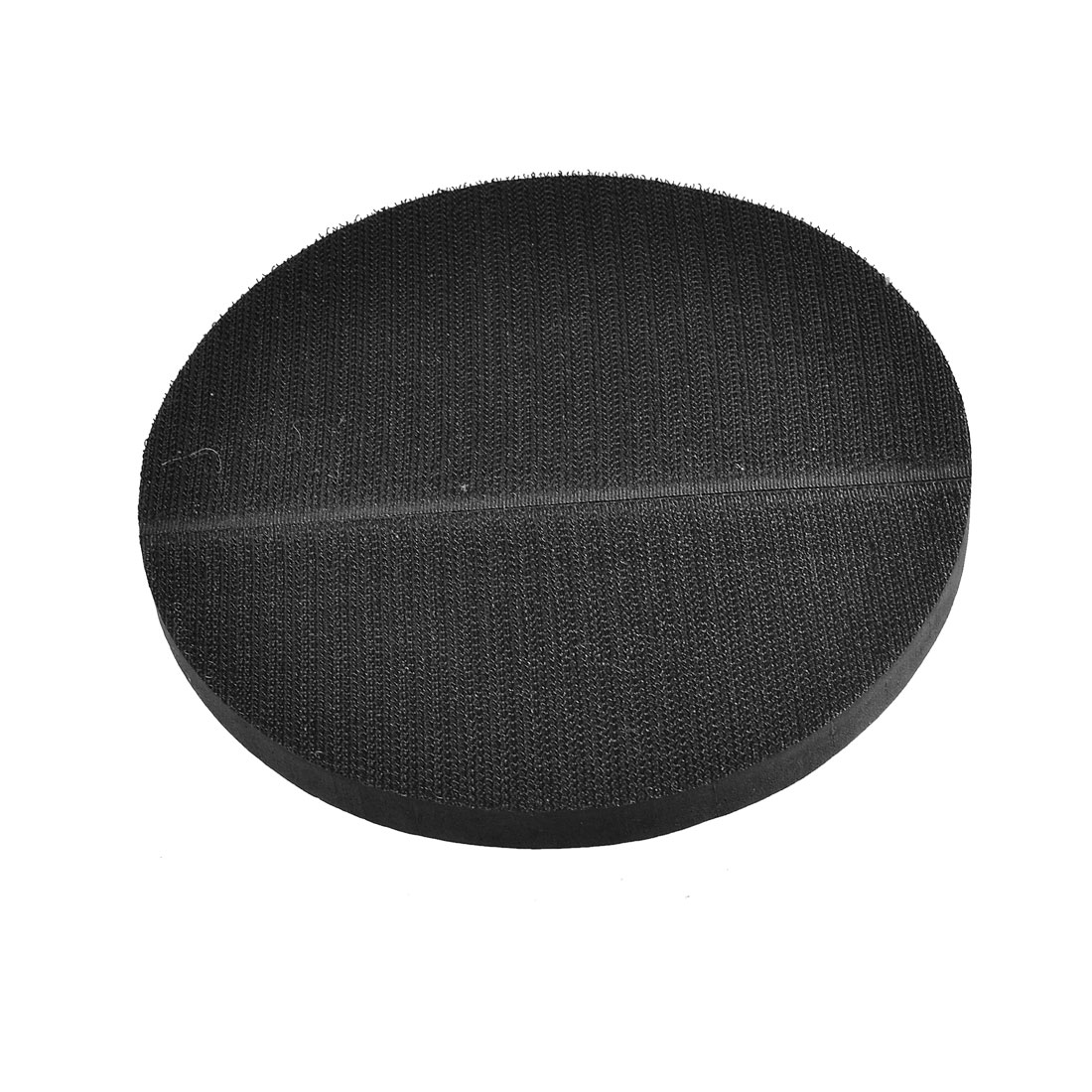 Car Auto 150mm x 12mm Black Foam Plastic Buffing Polishing Wheel