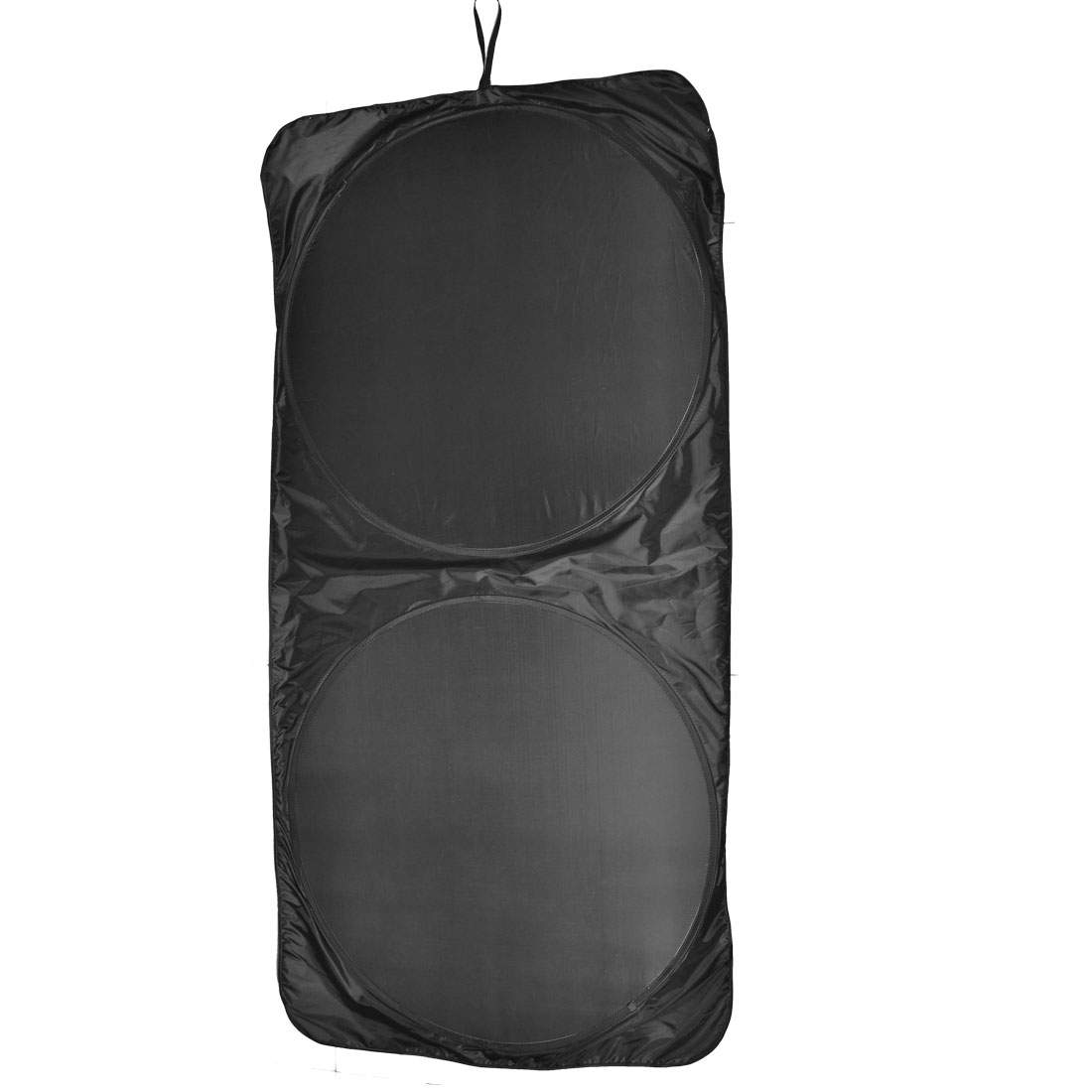 Car Front Rear Windshield Window Sunshade Collapsible Shield
