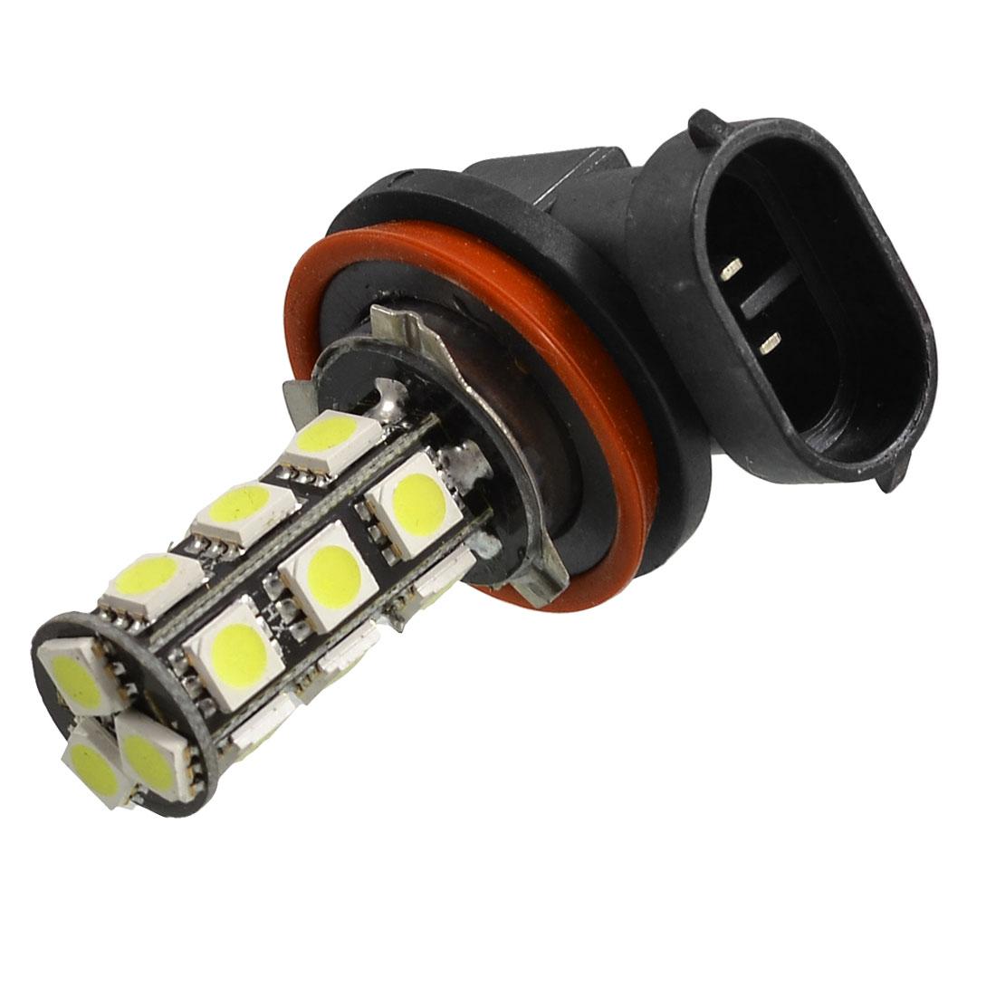 Car Vehicles H11 18 5050 SMD LED White Fog Head Light Bulb Lamp 12V