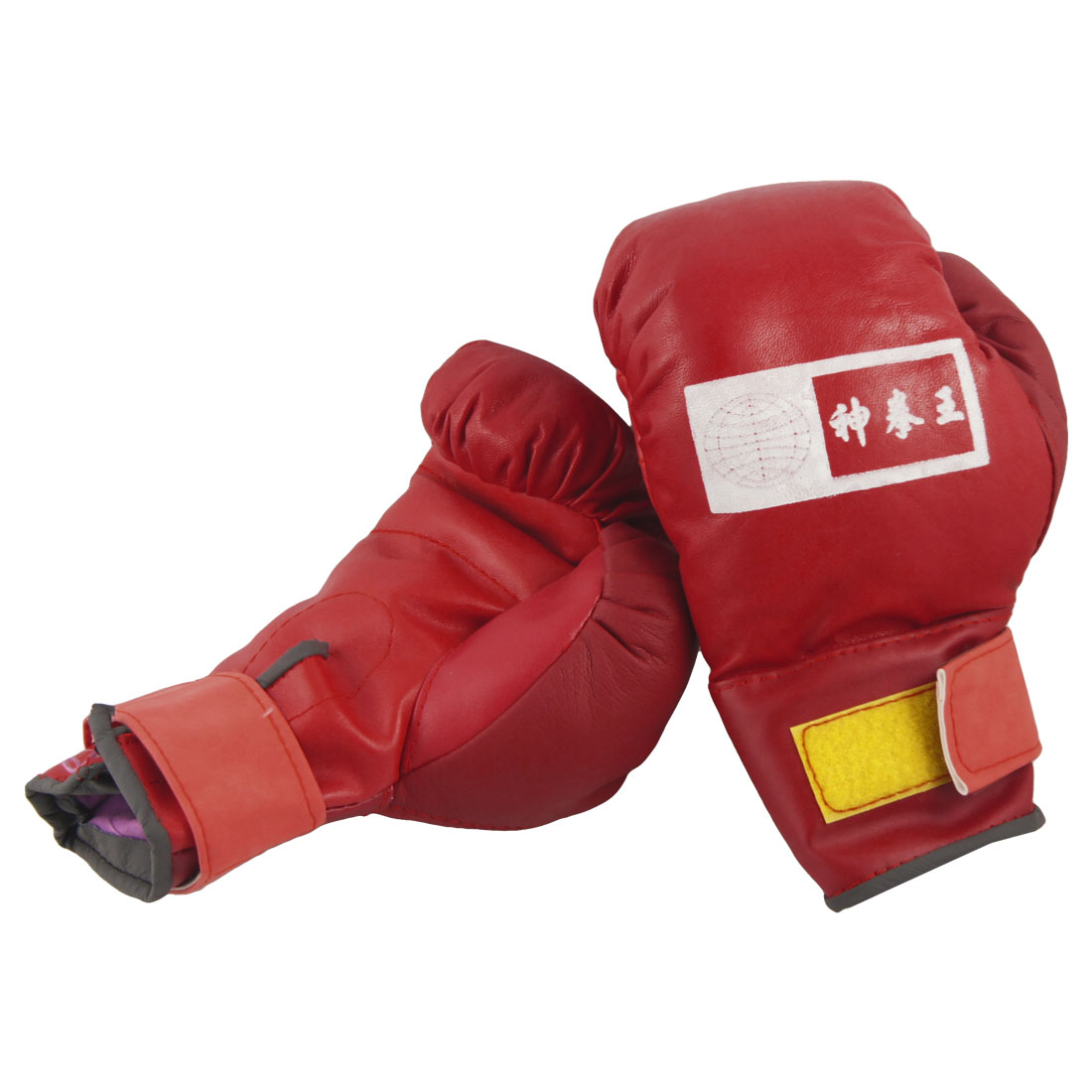 Red Hook Lopp Closure Boxing Punching Gloves Mittens