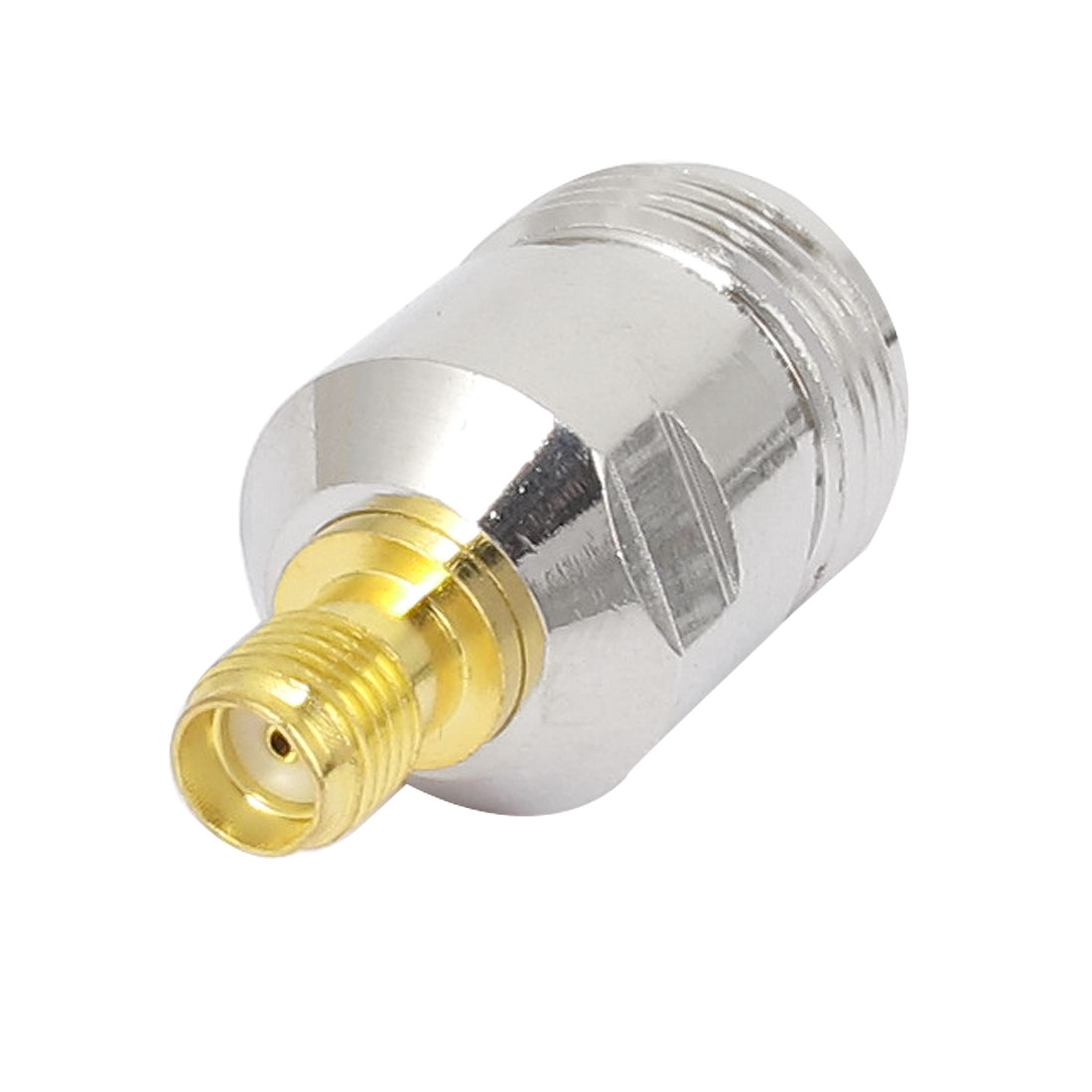 N Female Jack to SMA Female Plug Straight RF Connector Adapter
