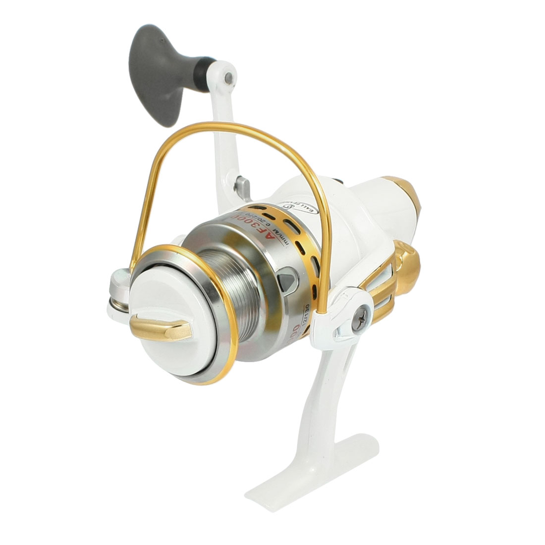 Offwhite Gear Ratio 5.5:1 3-Ball Bearings Fishing Spinning Reel AF3000