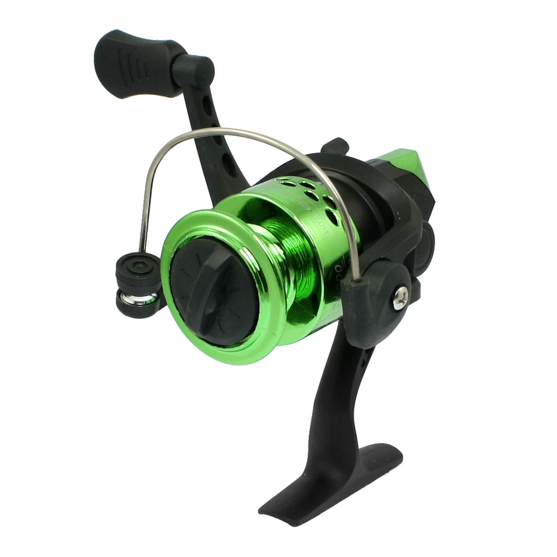 Green Gear Ratio 5.2:1 1-Ball Bearing Fishing Spinning Reel CK200