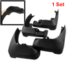 1 Set Car Black Plastic Shield Splash Mud Flap for Toyota Camry