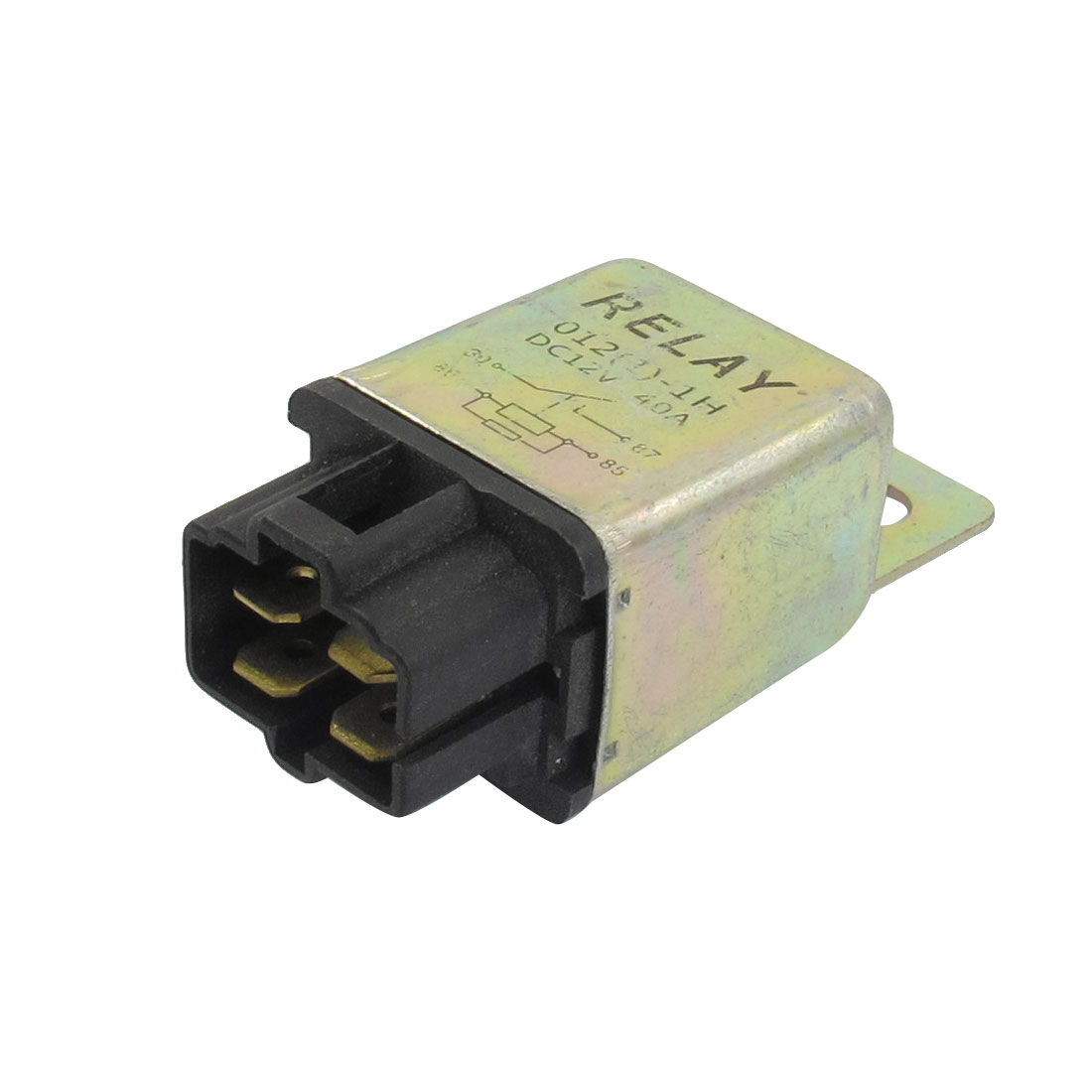 Auto Car Air Conditioner DC 12V 40A 4 Pin Power Relay