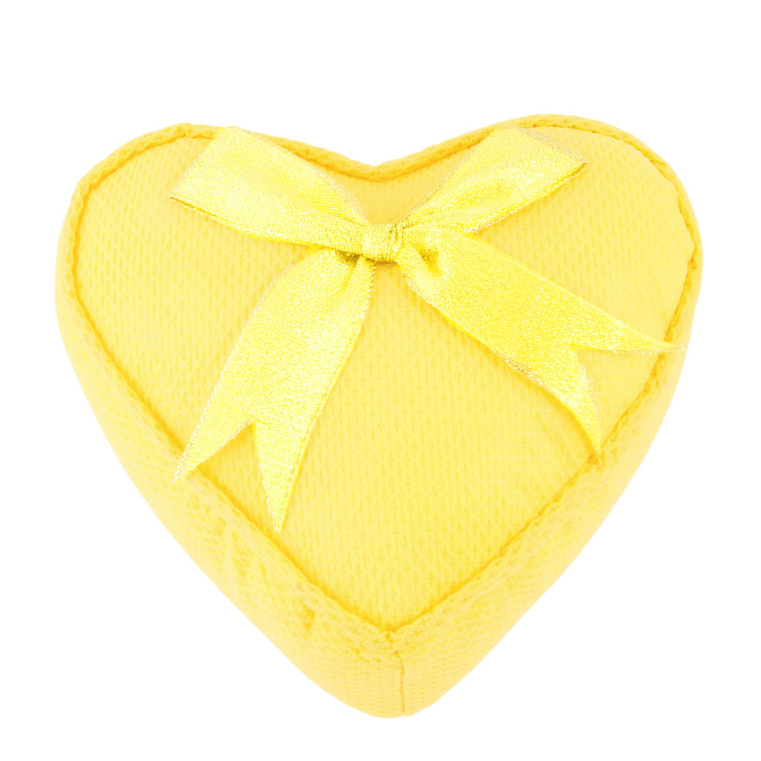 Car Yellow Heart Design Non-Woven Fabric Bamboo Charcoal Package Bag