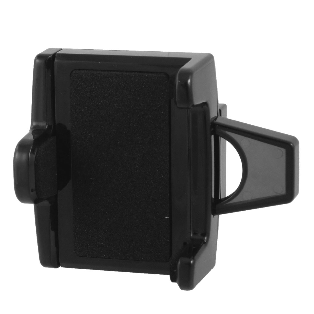 Car Auto Black Plastic Holder Bracket for Mobile Phone GPS