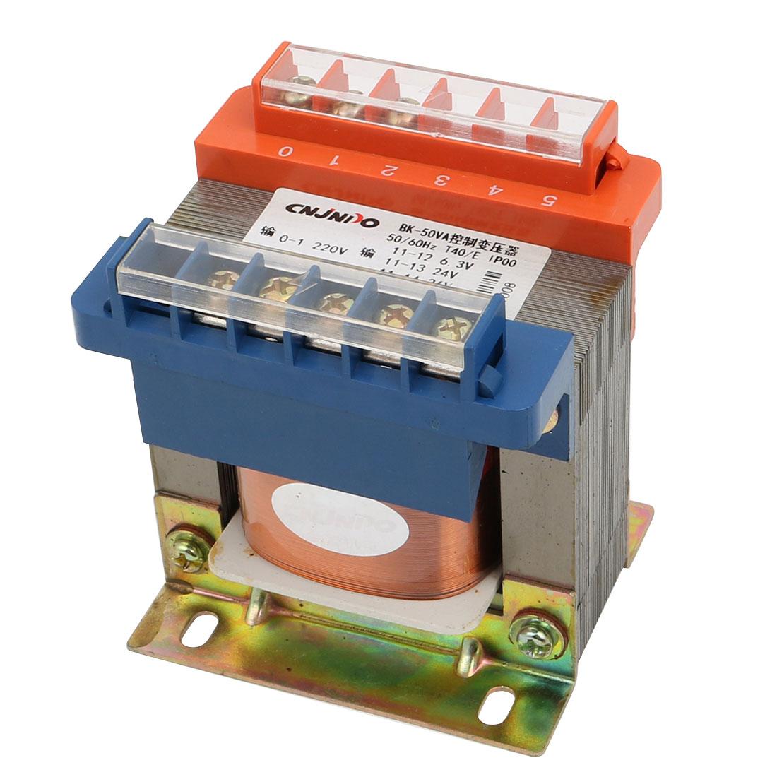 Input AC 220V 380V 50/60Hz Automatic Voltage Control Transformer