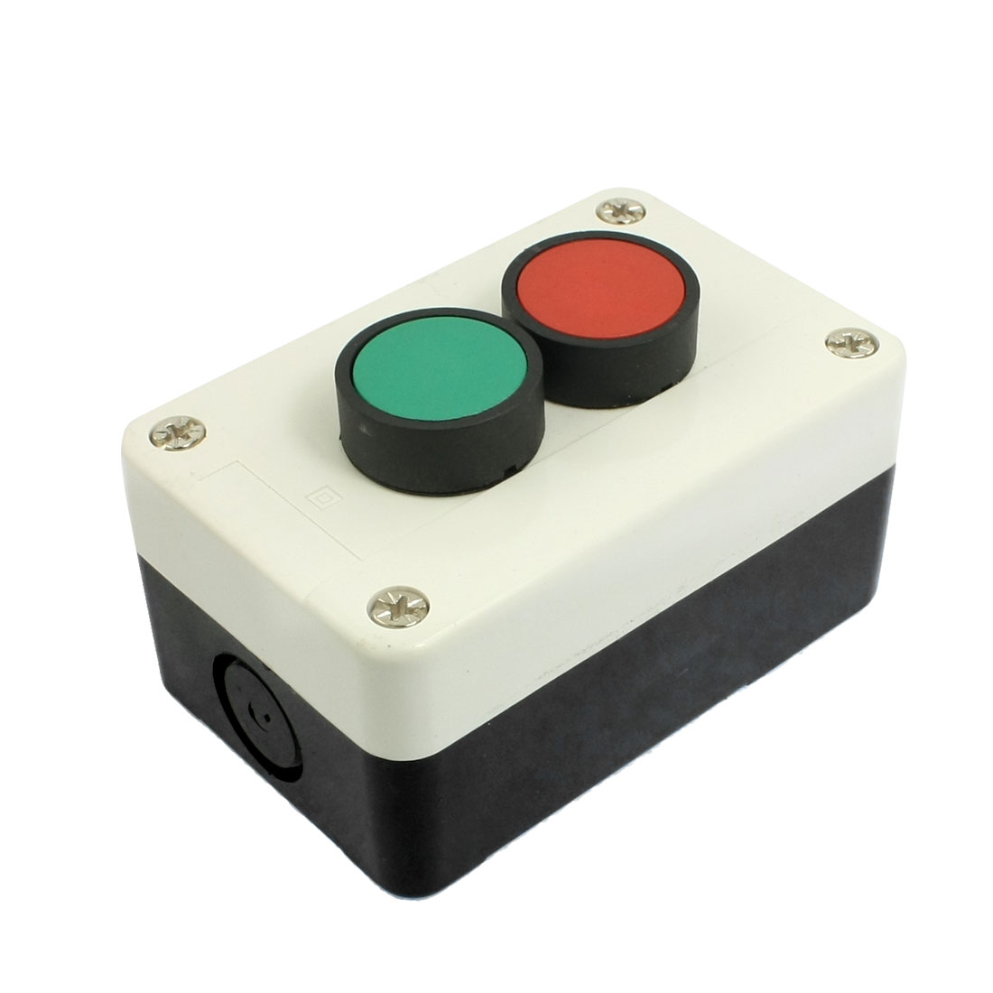 Red Green Buttons NC NO Control Push Button Switch Station Ui 600V Ith 10A