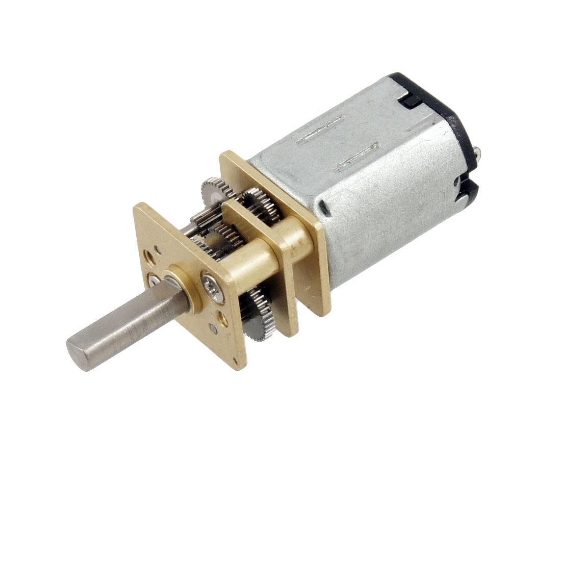 Uxcell(R) 30 RPM DC 6V 2.5KG Micro Gear Box Speed Reducing Motor