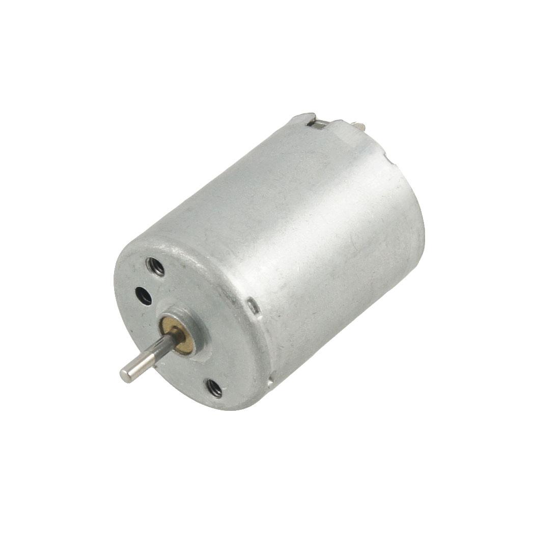 3600RPM DC 12V 0.02A 20.1g-cm Torque 24mm Dia Micro Motor