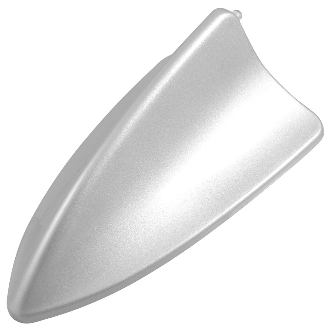 Self Adhesive Shark Fin Roof Decorative Antenna Gray for Car
