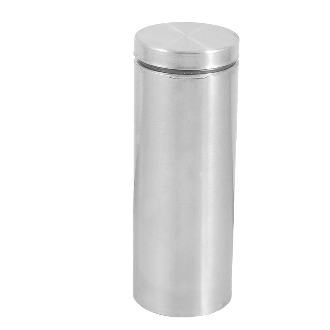 Stainless Steel 100mm Length 38mm Diameter Advertising Nail Screw
