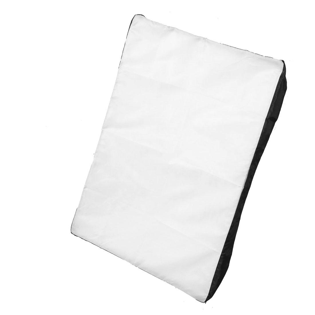 50cm x 50cm Studio Photography Flash Softbox Diffuser Black White