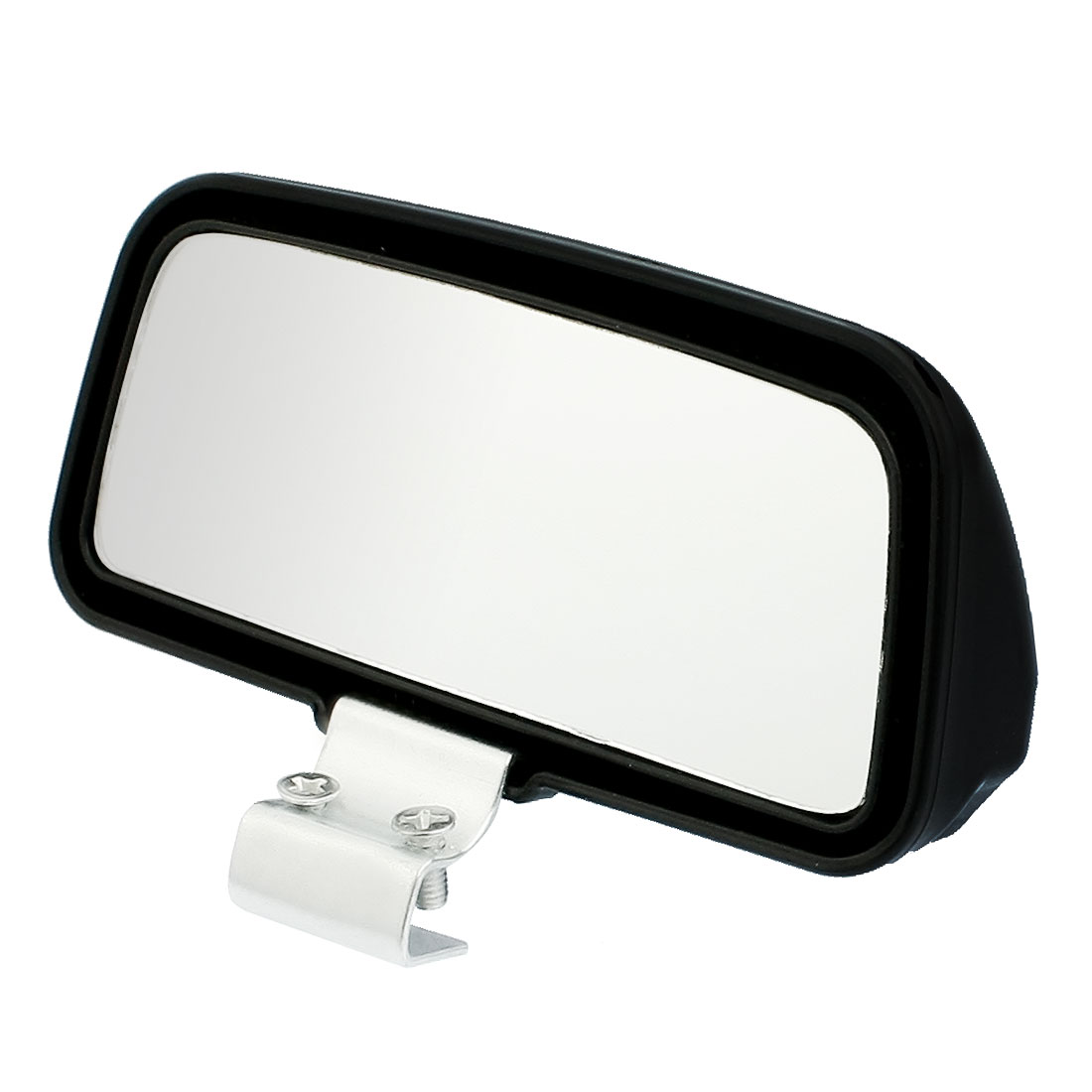 Black Shell Side Rear View Blind Spot Mirror for Car Truck