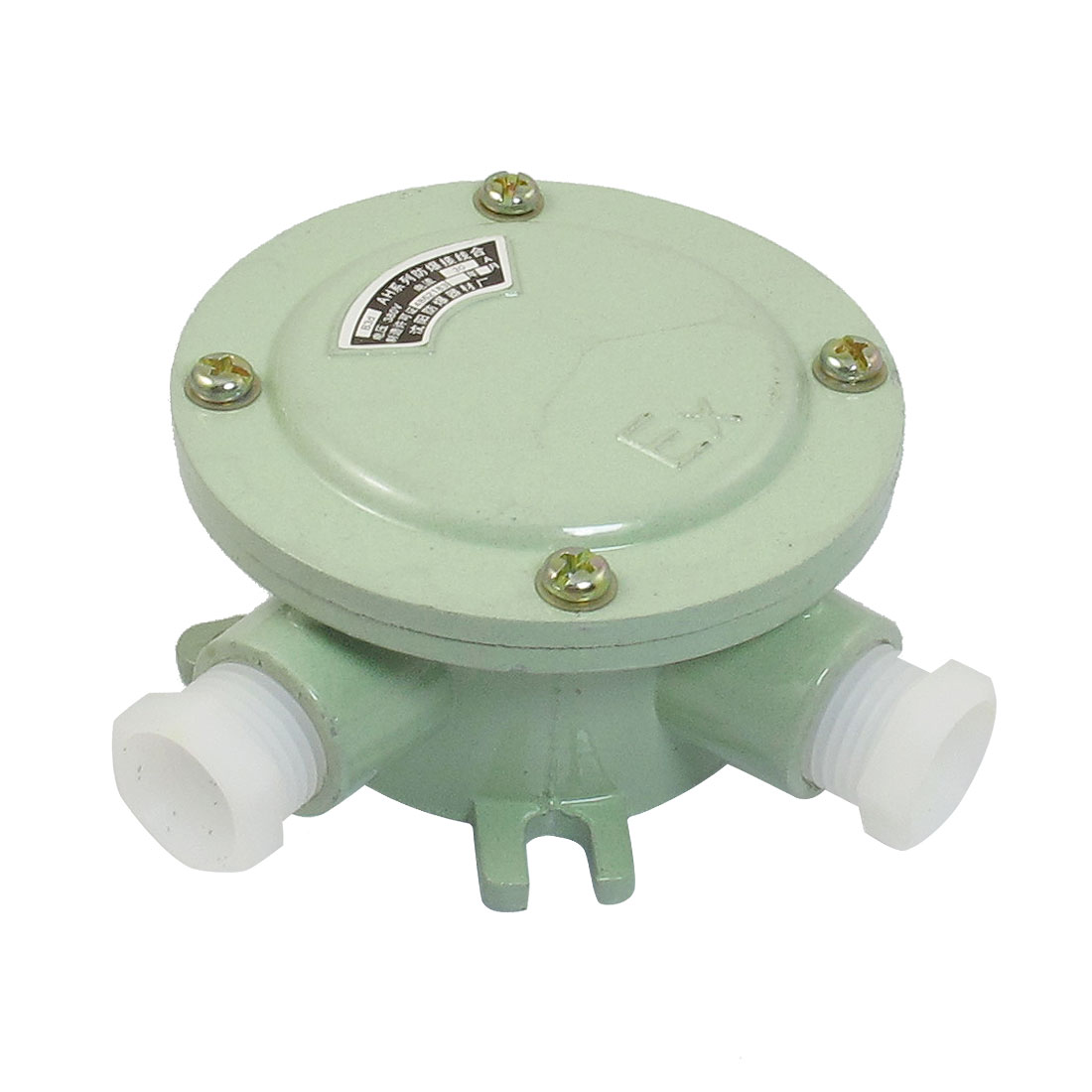 "AC 380V 30A 1/2""PT Two Hole Explosion-proof Junction Box Ceumk"