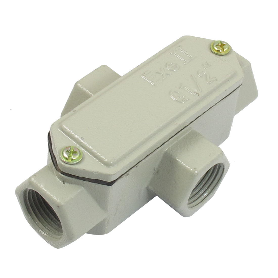 "G1/2"" Metal Case 4 Hub Explosion-proof Conduit Outlet Box"