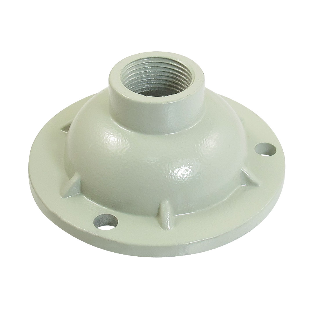 25mm Thread Dia One Hole Connecting Metal Round Water-Proof Junction Box