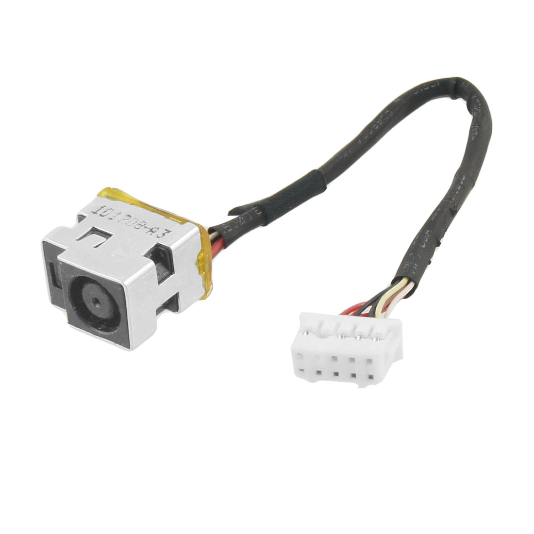 Notebook DC Power Jack Socket w 9 Pins Cable for HP DV6-3000