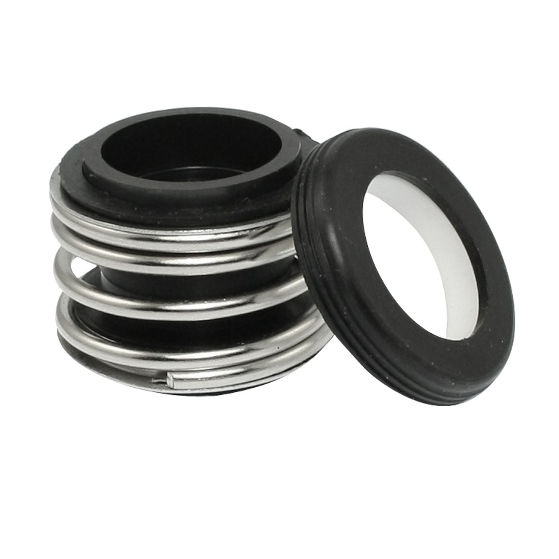 17mm Internal Dia Water Sealing Single Coil Spring Bellows Mechanical Seal