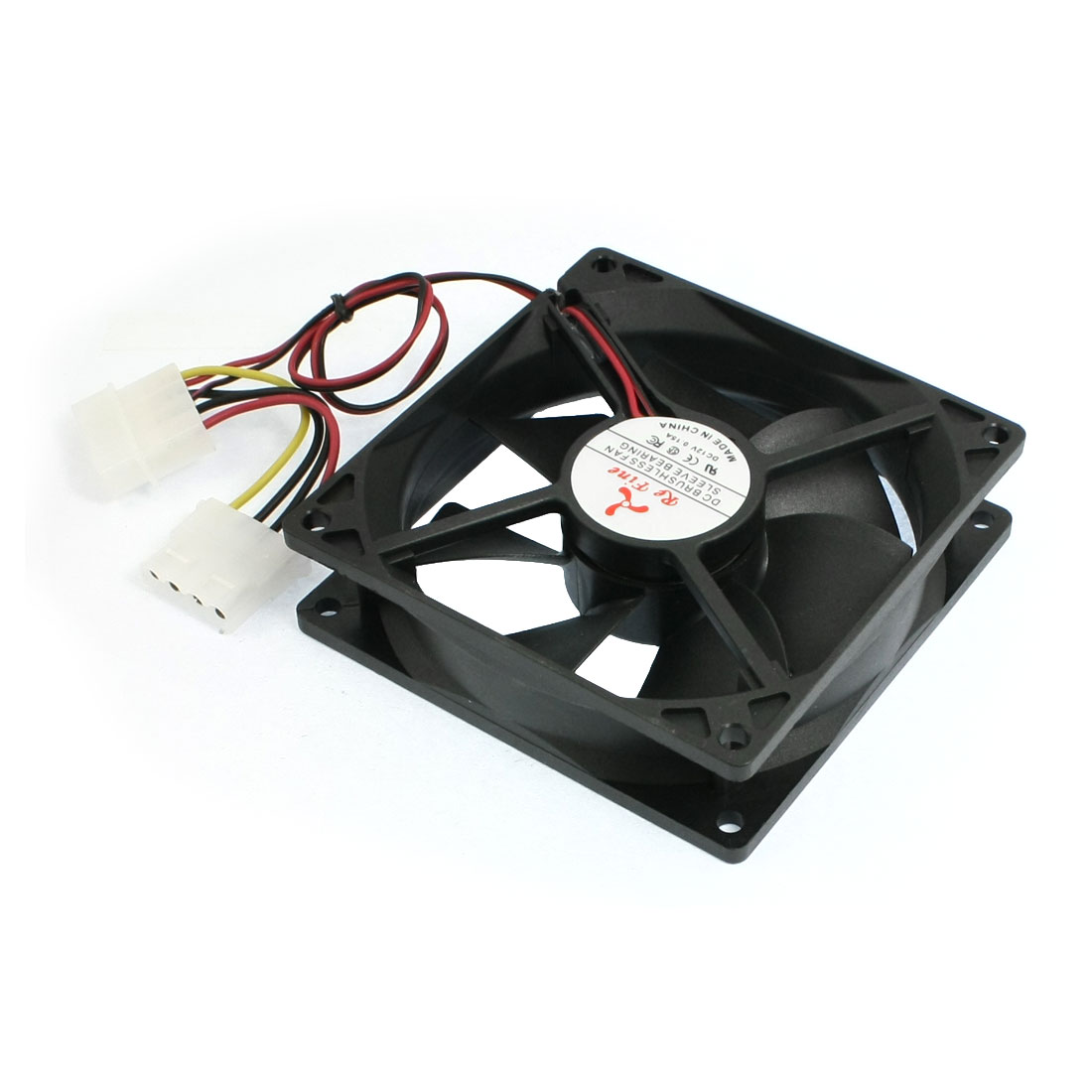 DC 12V 0.15A 4 Pins PC Computer CPU Cooler Cooling Fan 92mm x 25mm