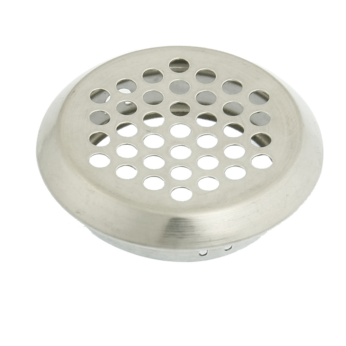 Stainless Steel 35mm Diameter 8mm Height Kitchen Sink Basin Drain Strainers