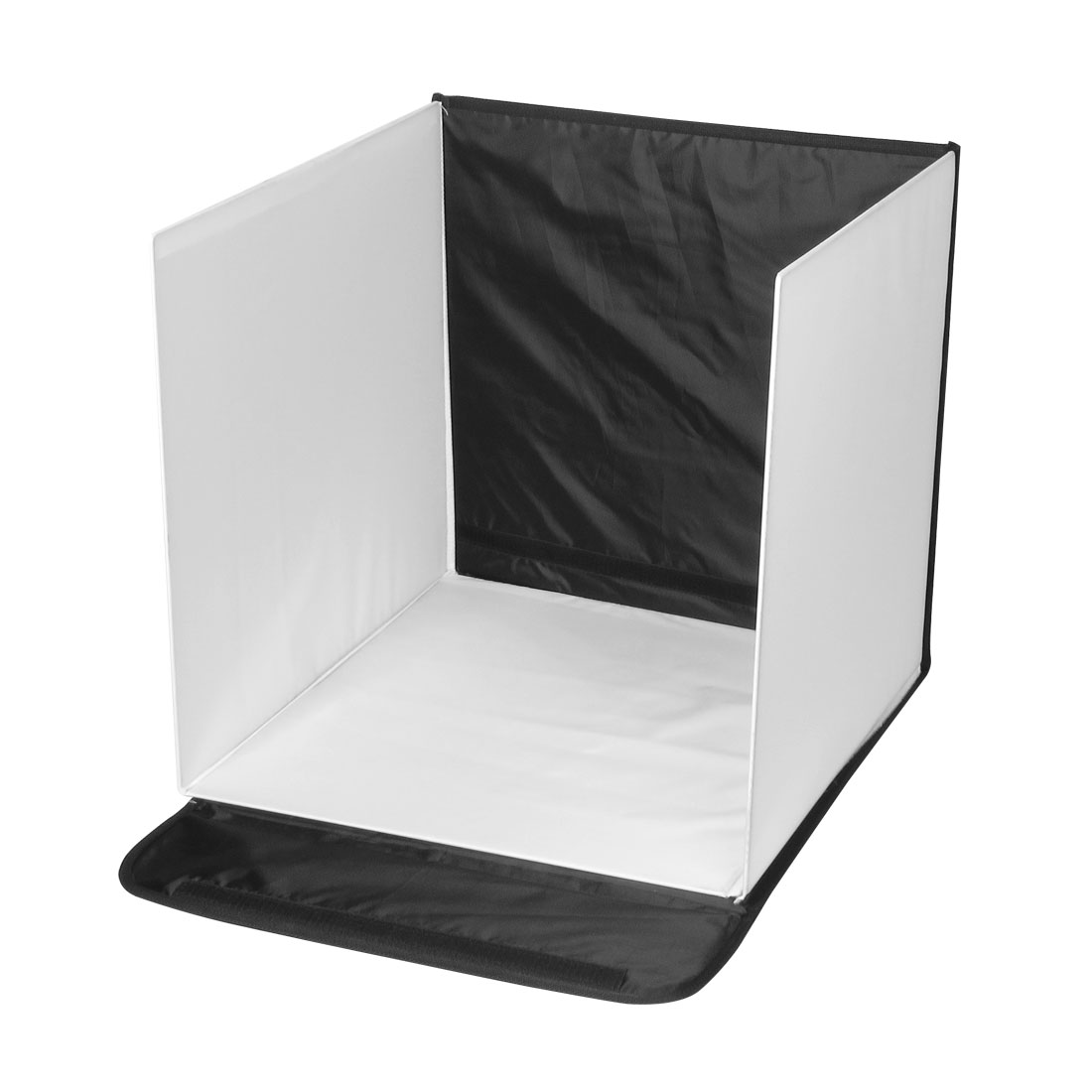 "Photography Studio Lamp Light Tent 19.6""x19.6""x19.6"" + 4 Pcs Backdrop"