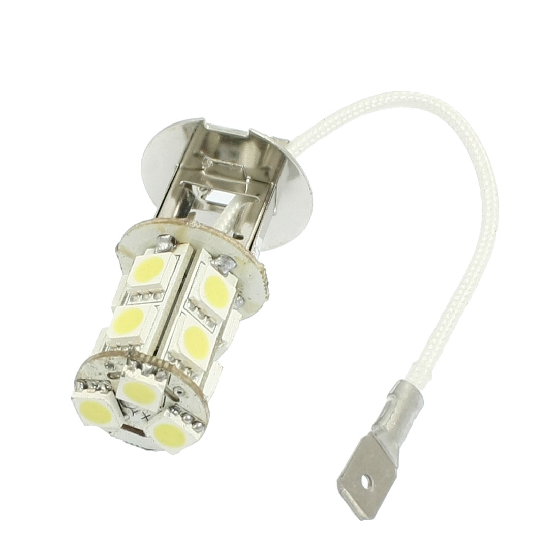 H3 5050 SMD White 13 LED Car Headlight Fog Light Bulb Lamp DC 12V