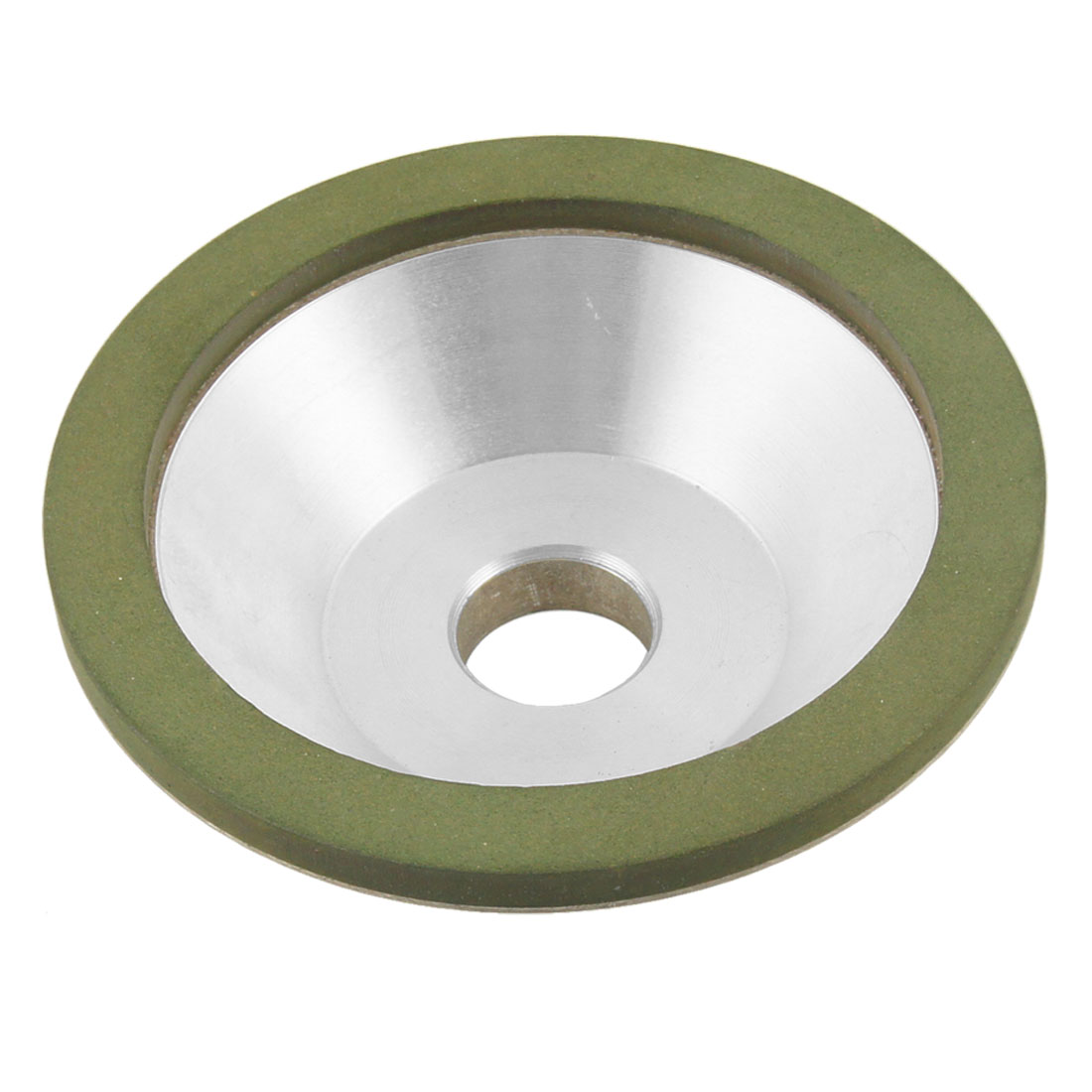 75% 240 Grit Resin Bond Bowl Shape Diamond Grinding Wheel Grinder 100mm x 32mm