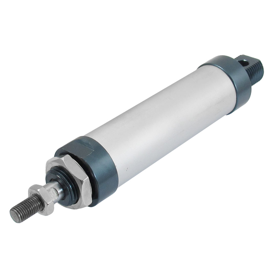 Dual Action Single Male Thread Rod 1MPa 32 x 75 Pneumatic Gas Air Cylinder