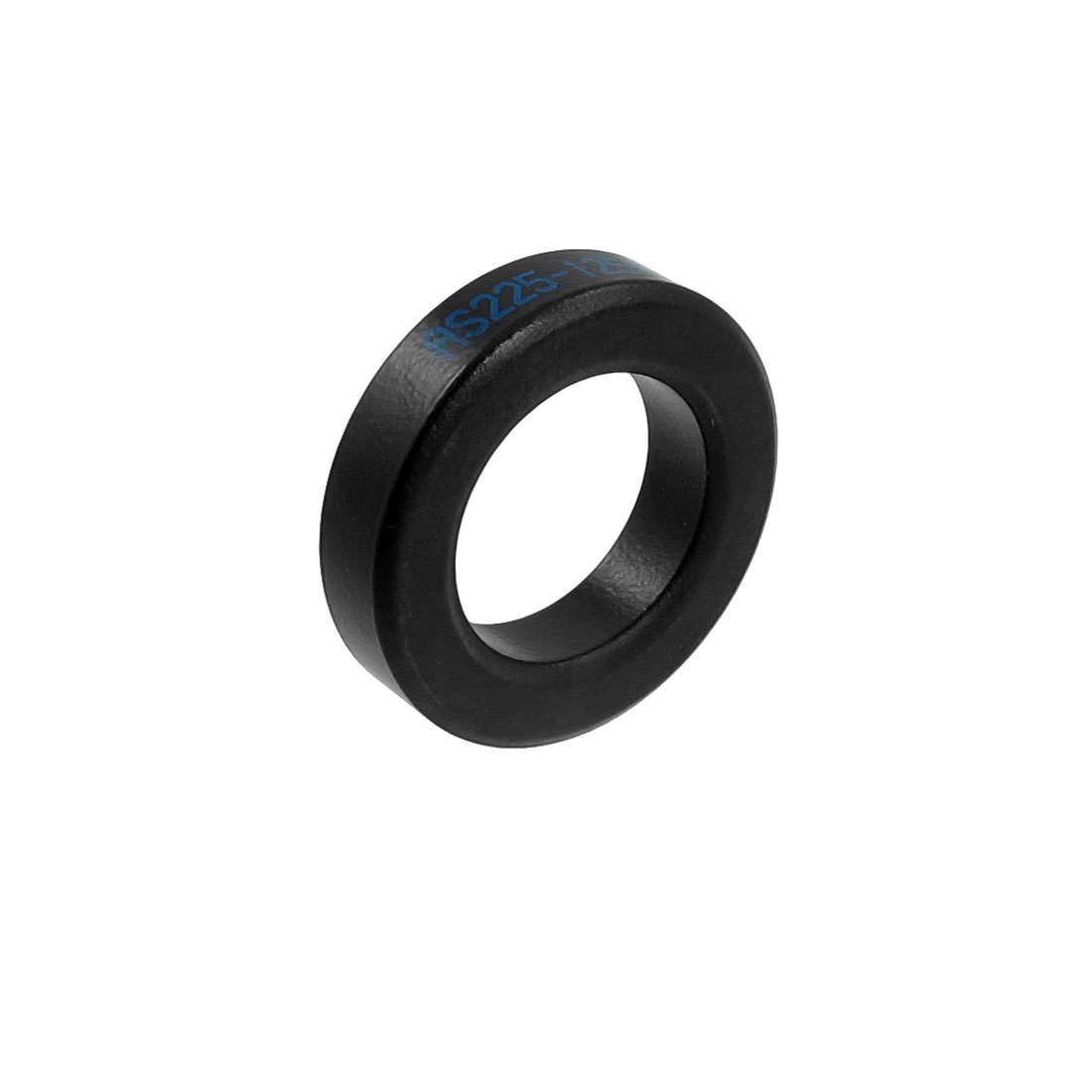 57mm x 35mm x 14mm Black Sendust Magnetic Powder Ferrite Core Ring AS225-125A