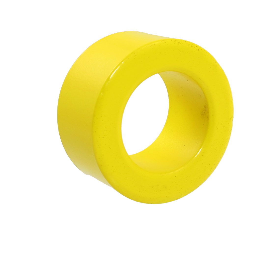 40mm x 24mm x 15mm Yellow White Iron Core Power Inductor Ferrite Ring