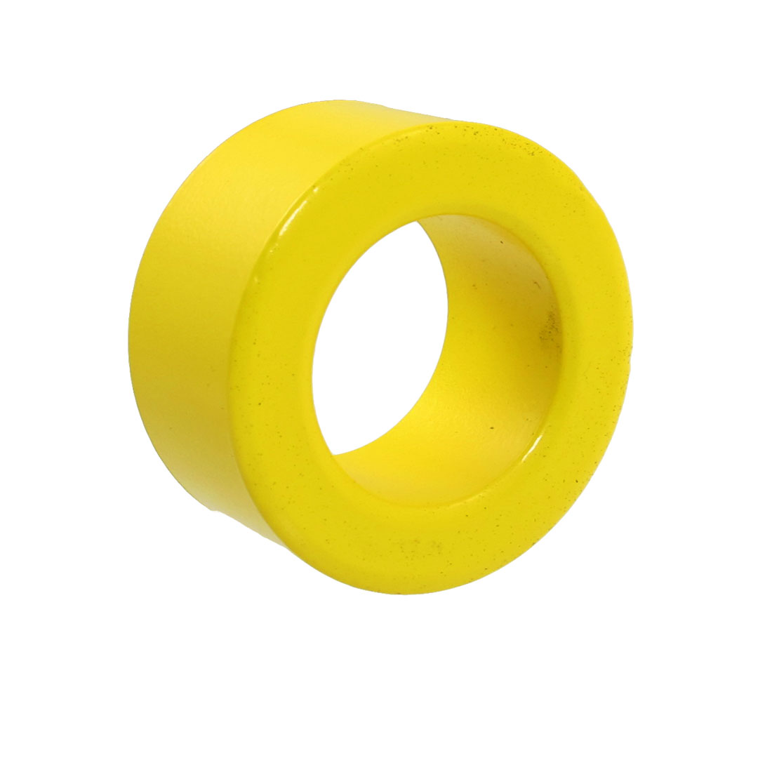 51mm x 31mm x 25mm Yellow White Iron Core Power Inductor Ferrite Ring